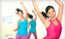 $9 for a Zumba Class at 9:30 a.m.  at Metropolis Fitness & Spa