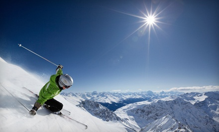 $10 for a Basic Ski or Snowboard Tune-Up at Lahout's Country Clothing and Ski Shop