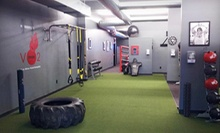 $35 for a 60-Minute Boxing Session with Gloves at Vo2max Fitness