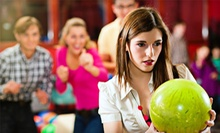 $7 for 3 Games and Shoe Rental for One at Clermont Bowling Center