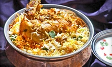 $12 for Lunch Buffet for 2 at Masala