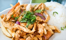 $15 for $30 at Villa Peru