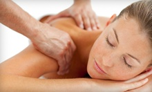 $45 for a 50 Minute Swedish or Deep Tissue Massage at Berkley Chiropractic Clinic