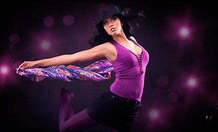 $5 for 6pm Zumba Class at A Pole New You