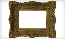 $100 for $150 at Accentric Custom Framing