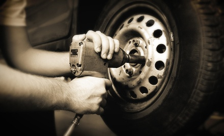C$59 for a 4 Wheel Alignment at Richmond Hill Mitsubishi