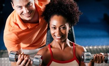 $40 for a Personal Training Session at Sound Fitness