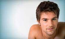 $60 for a Hair Cut, Shampoo, Hot Towel Treatment, and Style at Via V'Dell
