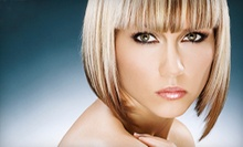 $75 for Full Highlights  at Canvas Salon Chicago