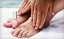 $35 for a Mani/Pedi and 15 Minute Massage at Fifi International Nail Salon