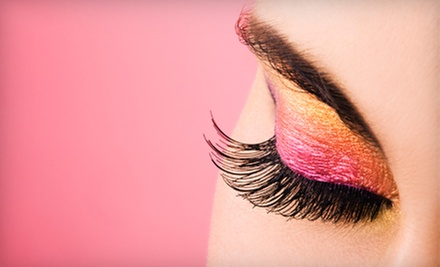 $140 for Black Diamond Eyelash Extensions at JJ Eyelashes