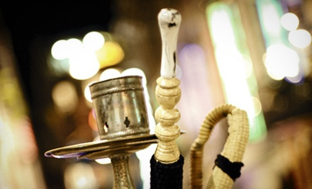 $5 for $10 Worth of Food, Drink & Hookah  at 3 Kings Hookah