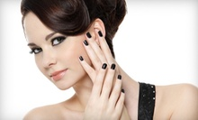$40 for Eyelash Extensions  at Jenz Esthetics & Nailz Spa