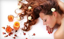 $75 for Partial Highlights and All Over Color at Shear Art Salon