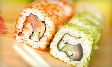$8 for $12 at California Roll Factory