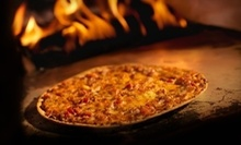$6 for Two Personal Pizzas at The Crocodile