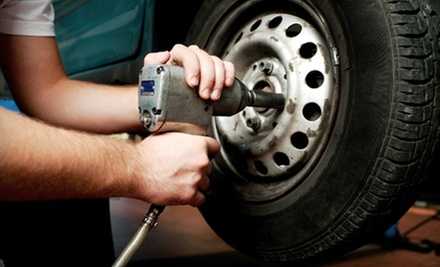 $35 for a Car Alignment  at Groovy Automotive and Lube