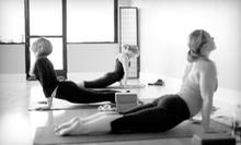 $8 for a Drop-in Yoga Class at Prana Yoga Center