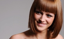 $35 for Precision Cut with Cindy, Neelm, Stacye or Kelly at Mylinda Renay Salon