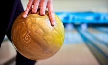 $6 for Two Games and One Shoe Rental at Strike 10 Lanes