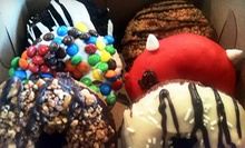 $5 for One Large Coffee &amp; Two Donuts (Up to $9.45 Value) at Devilicious Donuts