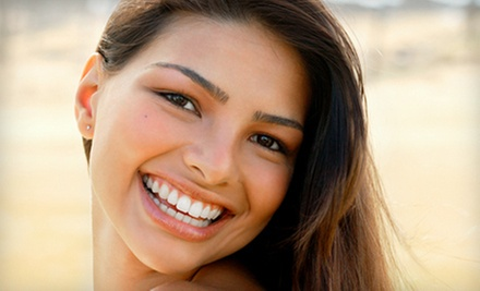 $39 for Whiter Image Teeth Whitening at Planet Beach Contempo Spa Chicago