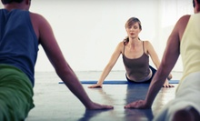 $8 for a BodyFlow Class at 12 p.m. at Yin Yang Yoga Center