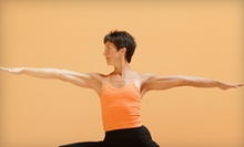 $10 for 7:30 p.m. Vital Yoga Class  at Vital Steps