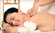 $40 for a 75-Minute Massage Package  at Chiang Mai Health Spa