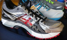 $30 for $60 Worth of Running and Walking Gear at On Your Mark