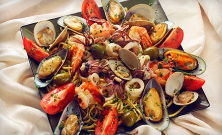 $25 for $50 at Mulberry Street Restaurant
