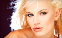 $7 for an Eyebrow & Upper Lip Threading or Waxing at Rhythm Spa