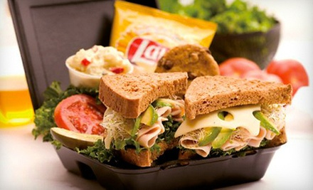 $6 for $12 Worth of Deli Fare and Box Lunches at Apple Spice Junction-Orlando