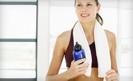 $5 for an 11 a.m. Zumba Class at Fitness Spa