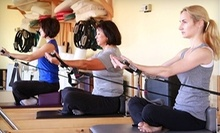 $8 for Pilates Jumpboard Class at 6:30pm at Body &amp; Mind Coe-Dynamics