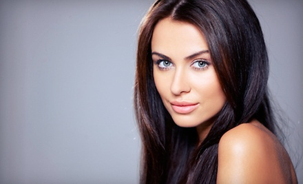 $39 for a Haircut, Blow Dry and Style at Caribbean Day Spa & Tanning