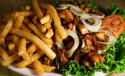 $7 for $10 at Tropical Café - Framingham