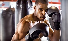 $20 for an 11:30AM MMA Training Session at PKG Training Center Boxing Gym