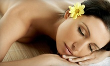 $30 for a Mani-Pedi with Nail Art  at Re3 Med Spa and Salon