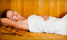 $40 for a 60-Minute Infrared Sauna Treatment  at New Creation Therapy