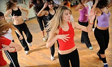 $5 for a 6 p.m. Zumba Class at Dance Fitness