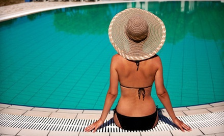 $15 for Chemical-Free Airbrush Tanning  at Toucan Tan Chicago