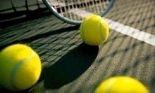 $15 for 7 p.m. Cardio Tennis Class at Topspinbaby Tennis