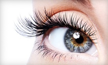 $100 for Full Standard Set of Eyelash Extensions at Xtensions Amore Studio