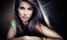$100 for a Haircut and Highlights at Helene Rene Hair and Make-up