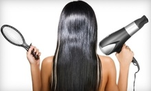 $35 for Surface Highlights and Blowout  at CarbonHair Salon