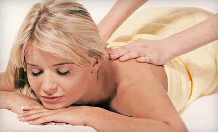 $40 for a 45-Minute Aromatherapy Massage at Just Relax Massage Therapy