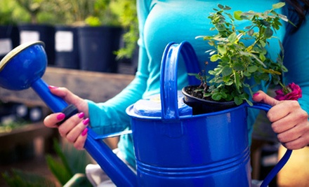 $20 for $40 Worth of Gardening Supplies, Tools, and Equipment Repair at Alan&#x27;s Lawnmower &amp; Garden Center