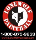 $21 for Playtime, Rental Equipment & 200 Paintballs at Lone Wolf Paintball