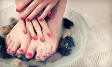 $30 for an Acrylic Full Set Manicure (Up to $40 Value) at Bella Spatique Too